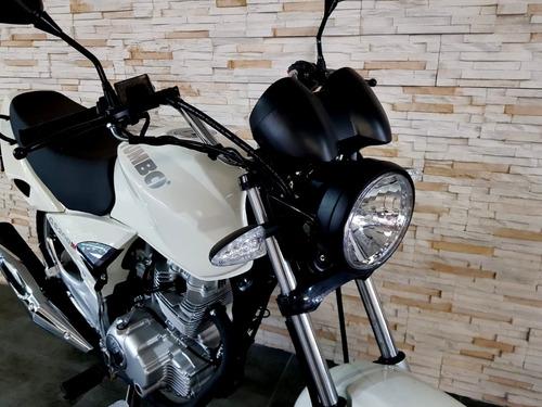yumbo gs 200 iii okm !!! tomamos tu moto usada !!!