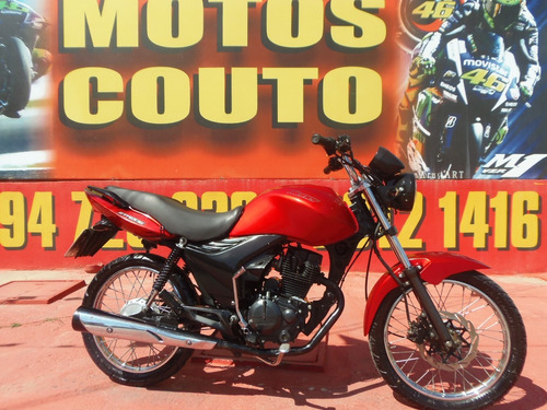 yumbo gs winner strong 125 zanella sapucai == motos couto ==
