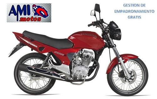 yumbo gs200 ii y iii