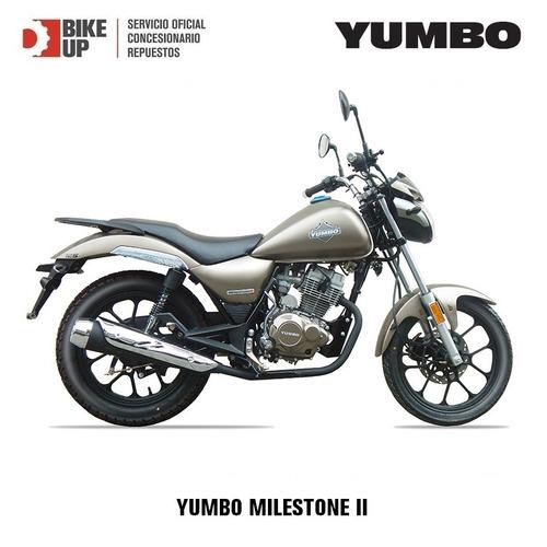 yumbo milestone 125
