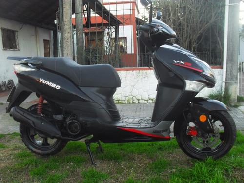 yumbo scooter vx3 automatica