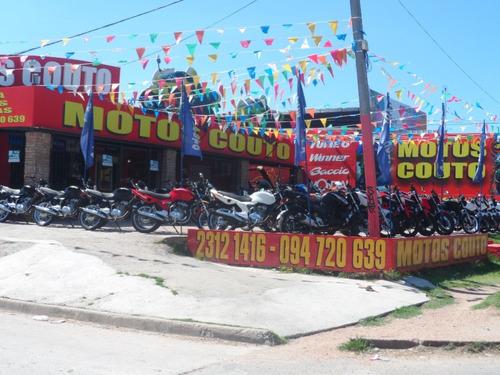 yumbo skua 200 yumbo gs zanella sapucai === motos couto n==