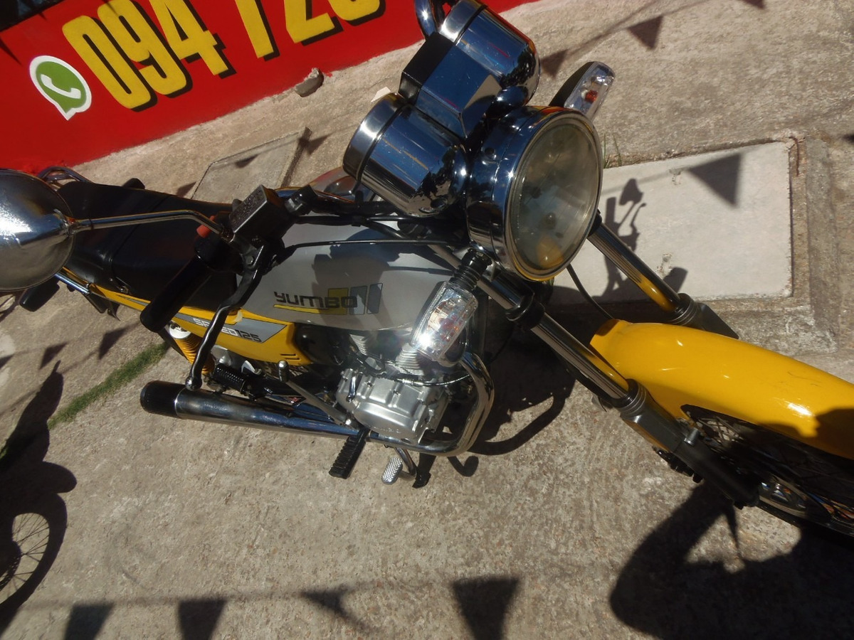 Yumbo Speed 125 Inpecable == Motos Couto == - $ 29.000 en