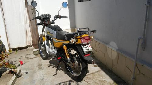 yumbo speed 125cc en excelente estado!