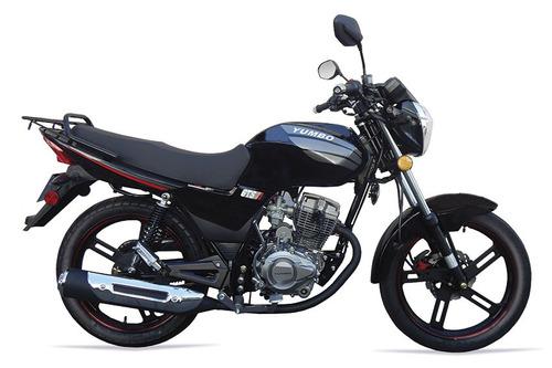 yumbo speed classic gts 100% financiada y con casco incluido