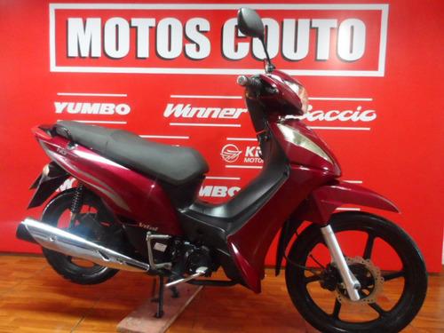yumbo winner zanella baccio motomel == motos couto ==