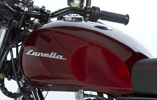 zanella ceccato 200cc | entrega inmediata, financiada!