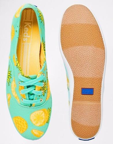 zapatilla keds abacaxi de mujer américa ropería