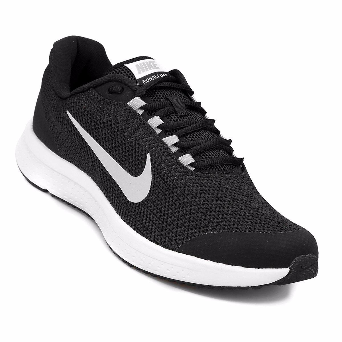 Zapatilla Running  Nike Runallday Negra Talles  Running 99 en 4084f1