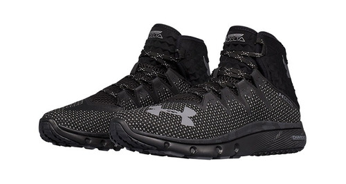 zapatilla under armour fitness project rock - a pedido