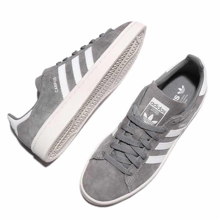 Persuasión Barbero Bóveda  adidas campus gris - Tienda Online de Zapatos, Ropa y Complementos de marca