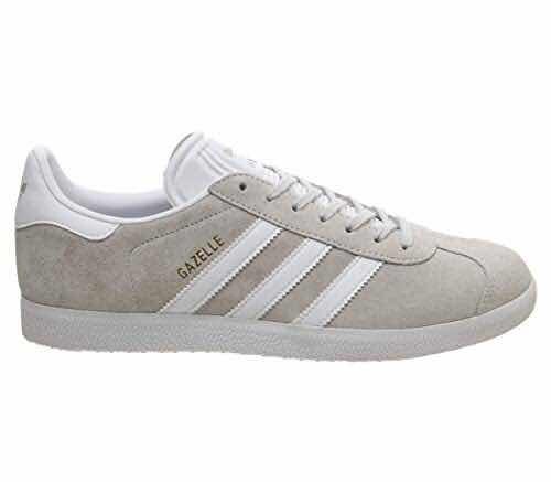 chaussures de sport 307fe 42ef9 Zapatillas adidas Gazelle Gris Original X Pedido