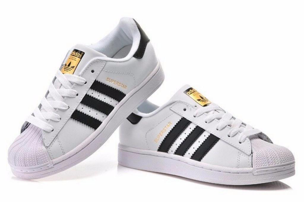 O F7152 Superstar Blancas F8847 Closeout Adidas Negras EWIDH29