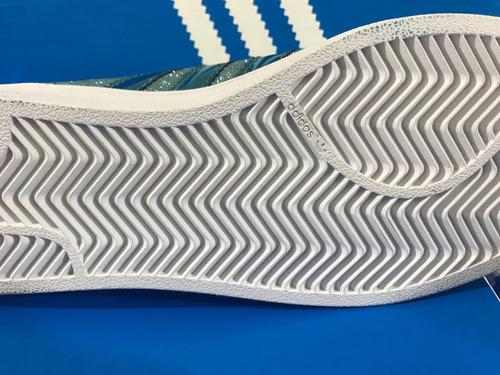 zapatillas adidas superstar con brillo