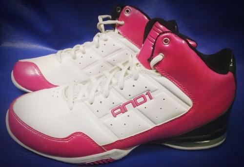 zapatillas de basquet and1 talle usa10