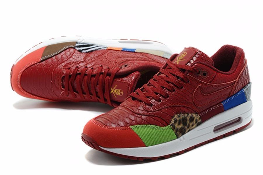 Nike Air Max 1 rojas