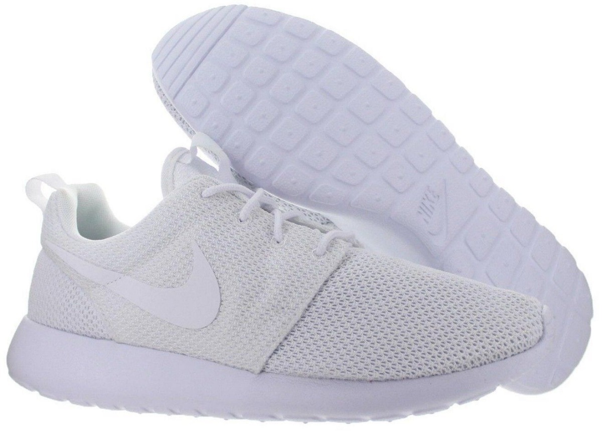 on sale 55a3c e1ac9 zapatillas nike roshe one triple white. Cargando zoom.