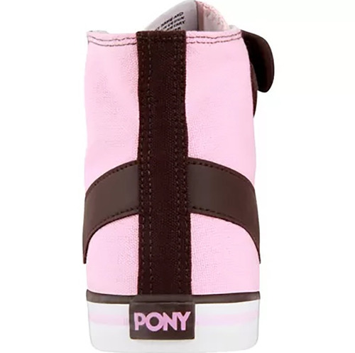 zapatillas pony shooter canvas hi