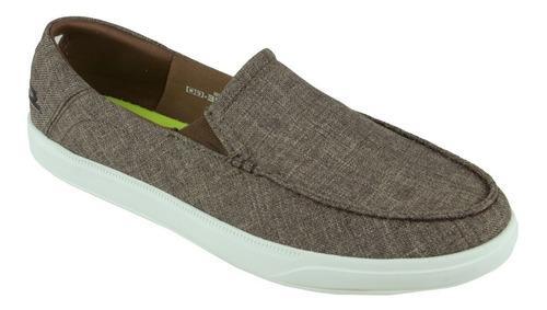 zapato casual skechers govulc 2 - ramble brown - toto