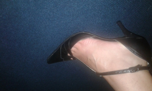 zapato clasico dama