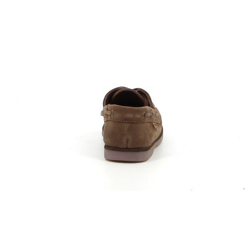 zapato de dama starsax naútico nobuk