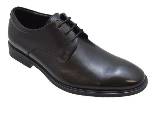 zapato de vestir acordonado de cuero hanker london - toto