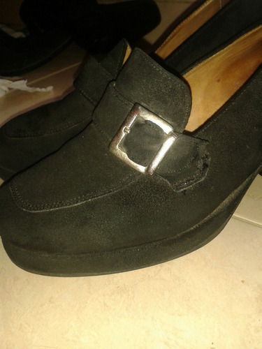 zapato de vestir de dama liquido !!!