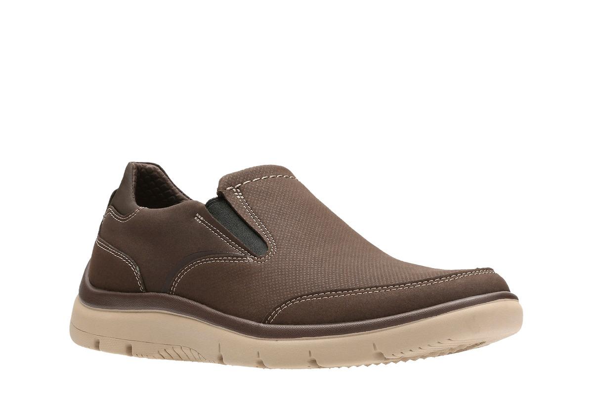 Calzado de Hombre Clarks Hombre Zapatillas sin Cordones