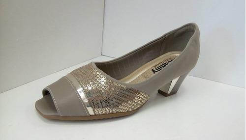 zapato piccadilly mujer fiesta confort taco 5cm boca de pes