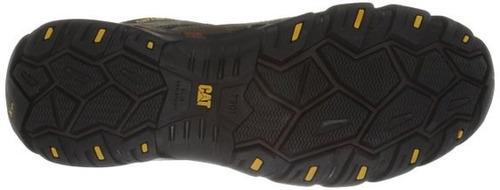 zapatos caterpillar hoit - sin casquillo