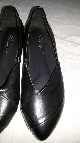 zapatos dama cuero nuevo 36 37
