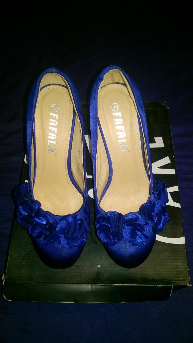 0f57706ae20 Raso En Fiesta De Azul Zoom Cargando Zapatos tqZUFxnB