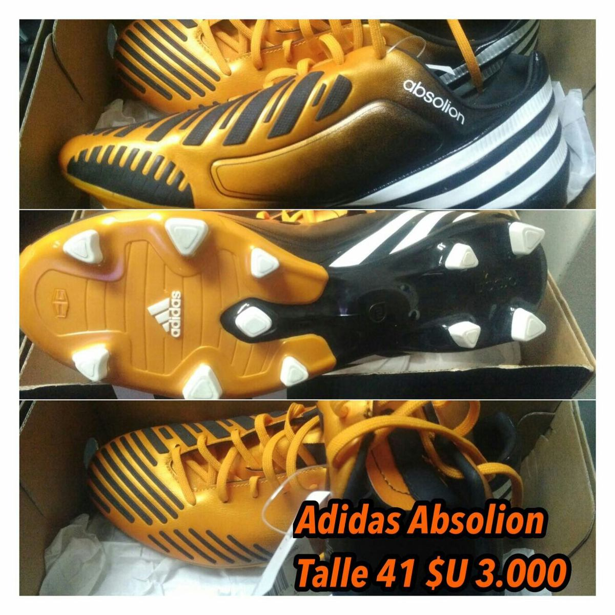 825582570f7af zapatos de futbol adidas predator absolion talle 9.5. Cargando zoom.