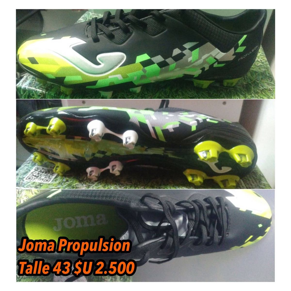 zapatos de futbol joma unicos!! Cargando zoom. e5549be2bb827