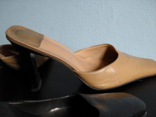 zapatos de taco muy lindos