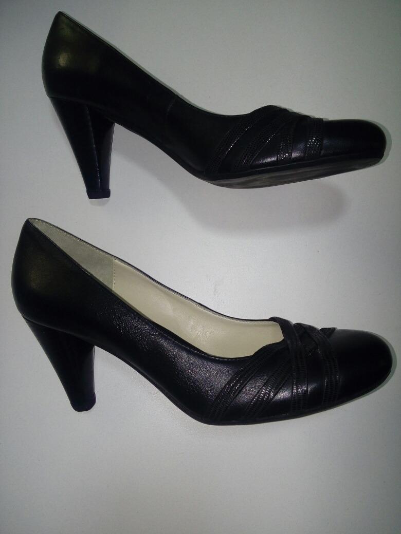 Alto Vestir Zapatos Taco Foresta399 De Cuero 00 vnwmNOy8P0