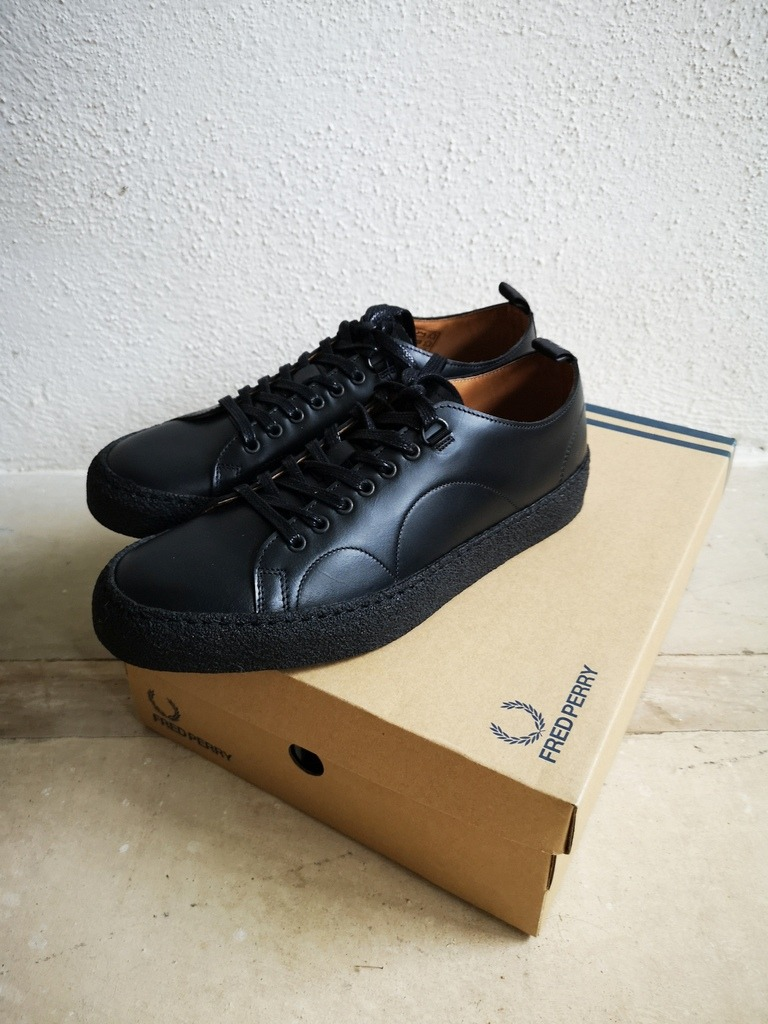 730ca00e786 Zapatos Fred Perry Ingleses