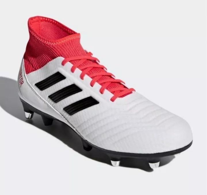 dd53681d7cf86 Zapatos Futbol adidas Predator 18.3 Talle 9 Intercambiables -   3.400