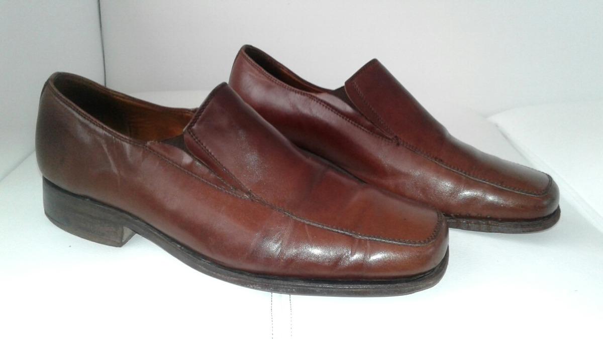7de34733 Argentina Tiene Mocasín L'officiel Historia El Porteño qx6FXwAq0. 42  Mocasines En 699 Gallarate 00 Cuero Hombre Zapatos Marrones qt8w6d6a