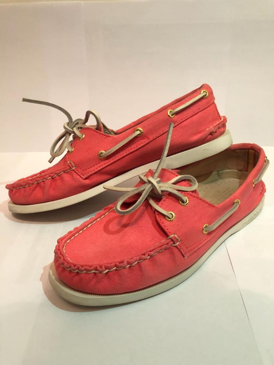 d8a493dcfef zapatos náuticos mujer rosados talle 38. Cargando zoom.