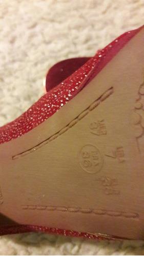 zapatos talle37