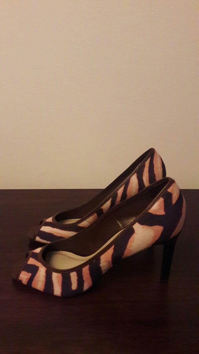 a3dab262 Zara Zapatos Animal Print Número 38 - $ 890,00 en Mercado Libre
