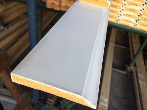 zocalo madera mdf blanco piso flotante-cerámica oferta!!!