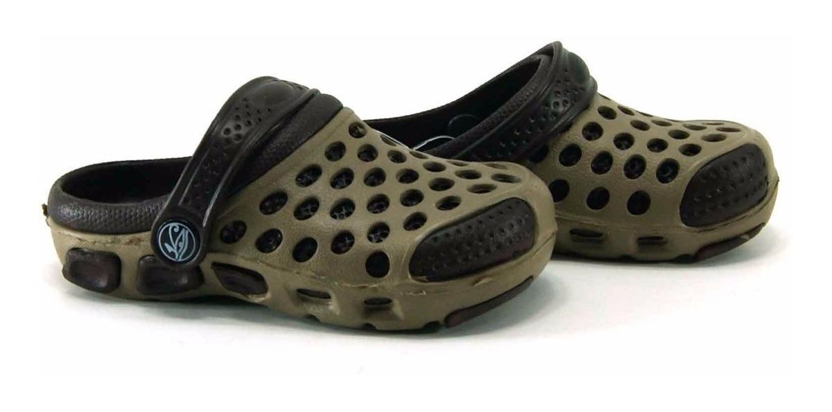 nuevo concepto ecba4 166ae Zuecos Tipo Crocs Zapatillas Orus Infantil Del 24 Al 27 X10