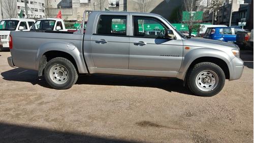 zxauto grandtiger 2.2 camionetas doble cabina con garantia